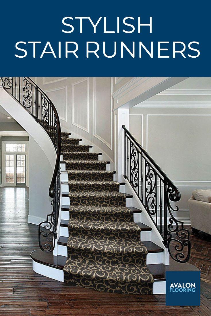 Contemporary Stair Runners Custom Stair Runners Stair Runner Stairs Beach House Decor