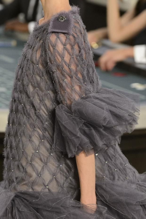 Chanel ~ Spring Couture Details