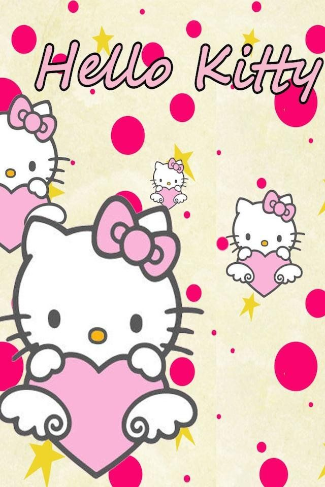 Hello Kitty Birthday Invitations Awesome Hello Kitty Wallpaper Free Blank Printable Birthday Hello Kitty Hello Kitty Wallpaper Hello Kitty Wallpaper Free