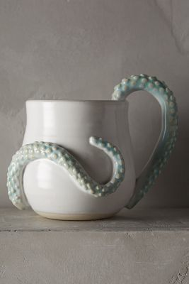 Anthropologie Octopoda Mug #anthrofave #anthropologie #sale