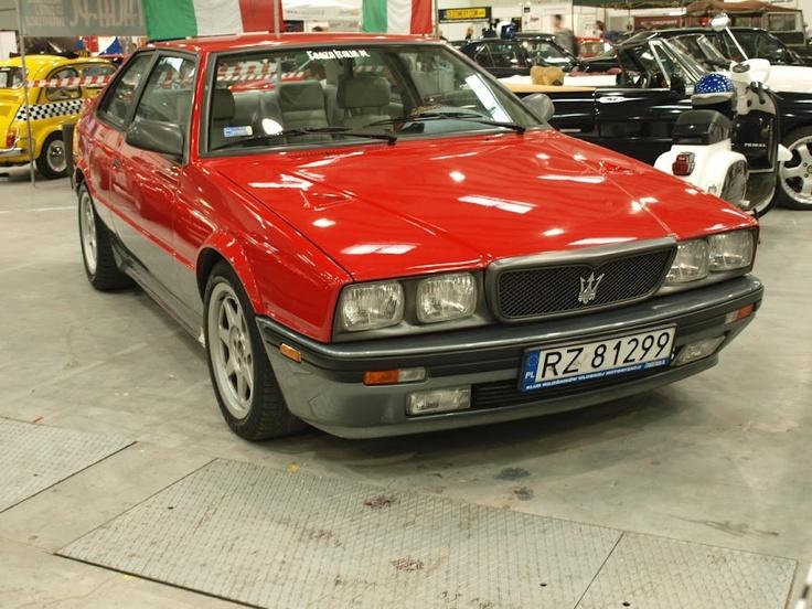 Maserati 222 E