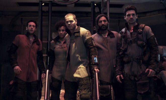 Meet The Cast of The Expanse TV Series Syfy