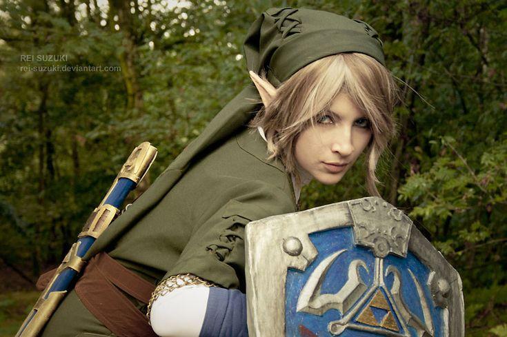 Legend of Zelda - On guard by Rei-Suzuki.deviantart.com