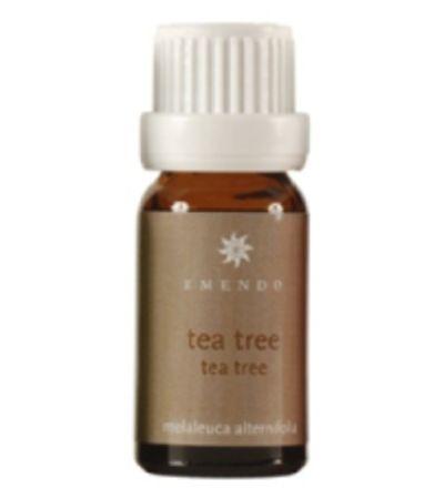 4,20 EUR | Emendon aidot 100% eteeriset öljyt sopivat aromaterapiaan ja tuoksulyhtyihin. Öljyt ovat helppokäyttöisiä ja riittoisia. Lämmin öljy piristää, kohottaa mielialaa ja rauhoittaa. Tea Tree(Melaleuca alternifolia): ihon- ja hiustenhoitoon<BR><BR><ul><li>Pakkauskoko: 10 ml</li><li>Tuoksu: Tea Tree</li></ul>