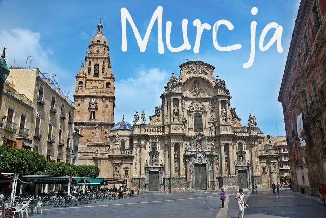 Murcja (hiszp. Murcia) – miasto w południowo-wschodniej Hiszpanii