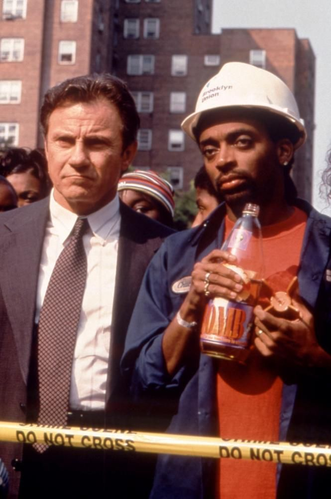 film analysis clockers directed by spike lee This list originally ran in august 2012, tied to the release of spike lee's red hook  summer  the first film lee directed but didn't write, it has a particularly  slapdash,  clockers (1995): lee's attempt to both dramatize the effects (and  causes) of  passing strange touches on several of lee's favorite themes (race,  family).