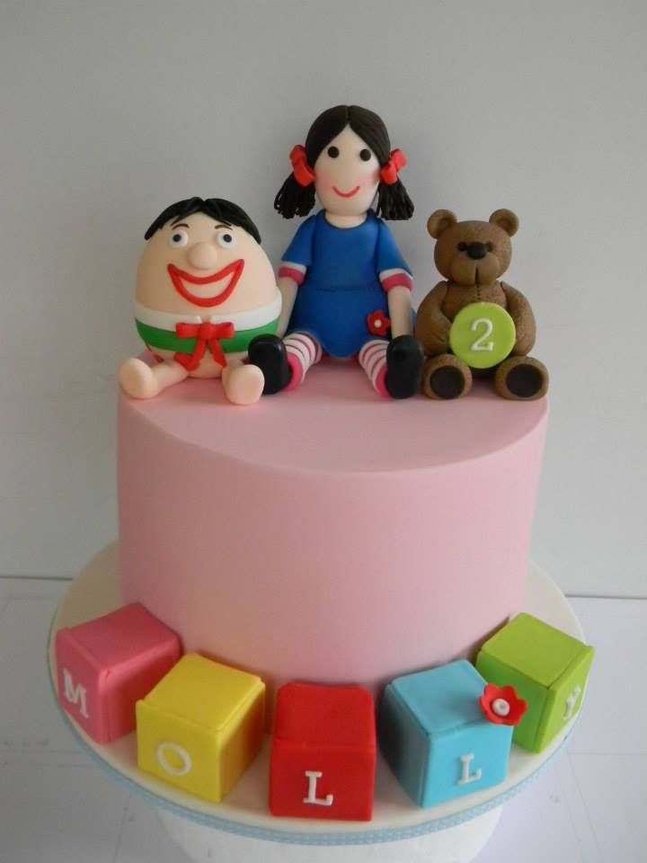 Our Play school cake by Just call me Martha