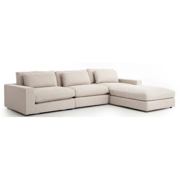 Modern Sectionals High Fashion Home In 2020 Sectional Deep Sectional Sofa Beige Sectional