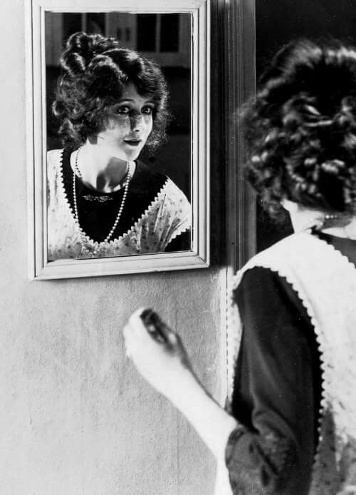 Mildred Harris, first wife of Charlie Chaplin