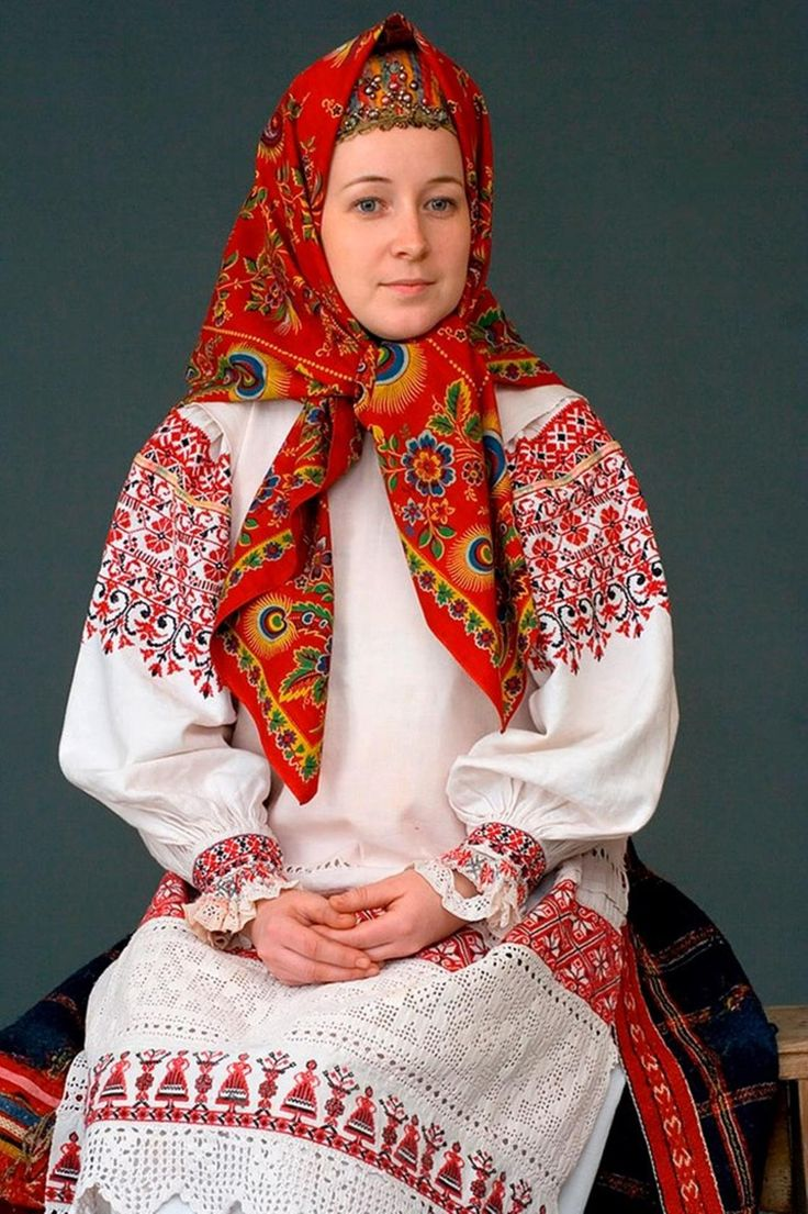 Картинки с русским национальным костюмом
