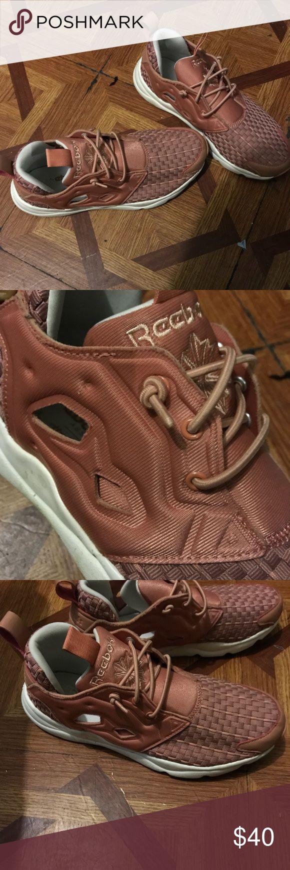 Reebok furylite pink Pre-owned Reebok Shoes Sneakers