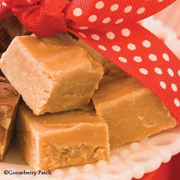Gooseberry Patch Recipes:  Peanut Butter Fudge