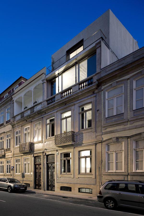 Casa do Conto - Oporto. Pedra Líquida
