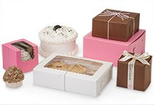 Cake Boxes - Wholesale Cupcake Boxes