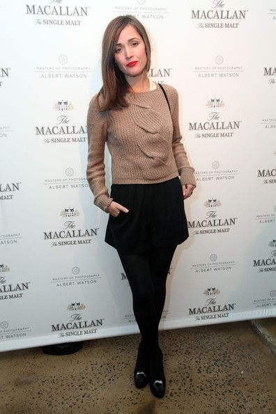 Rose Byrne Photos: Albert Watson Toasts The Opening Of The Macallan's New Masters Of Photography Collection