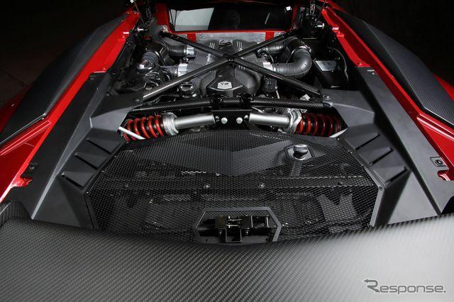 ランボルギーニ アヴェンタドール SV、ニュルで7分の壁破る | 車選び.com