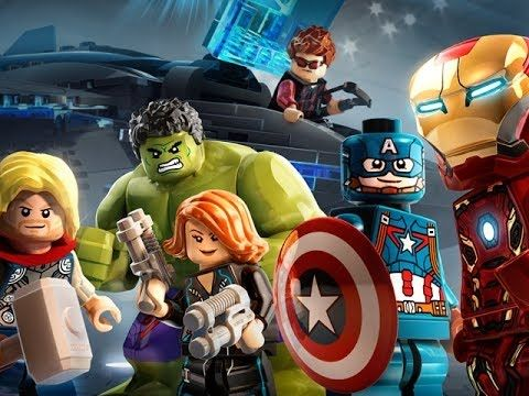 LEGO Marvel's Avengers Trailer PS4   Xbox One
