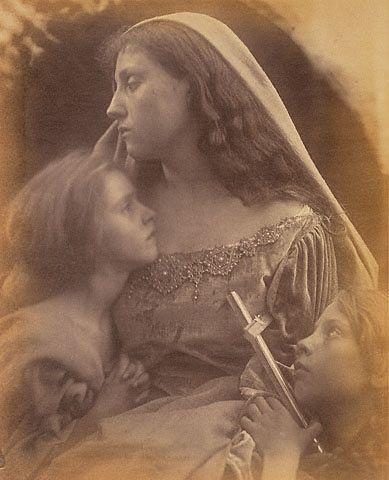 A Holy Family, 1872: Cameron 18151879, Art Photography, Holy Family, Holy Families, Vintage Photography, Margaret Cameron, Victorian Photography, Julia Margaret, British Photographers