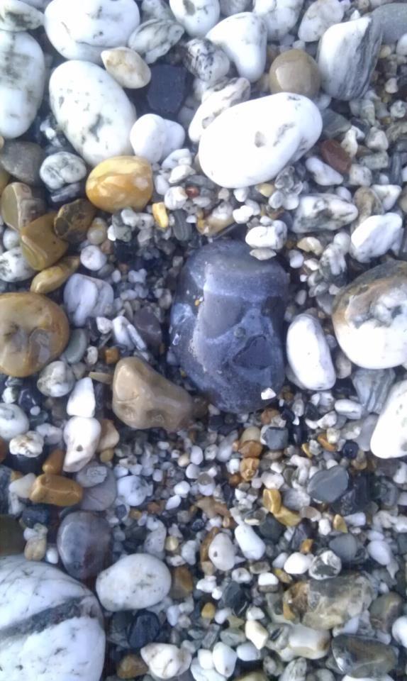 Darth Vader am Strand