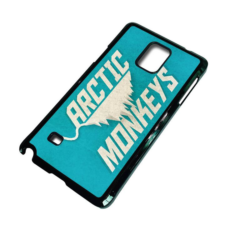 ARCTIC MONKEYS BLUE Samsung Galaxy Note 4 Case – favocase