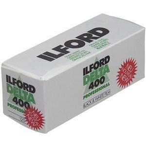 Ilford Delta Pro 400, 120 Size  $4.49