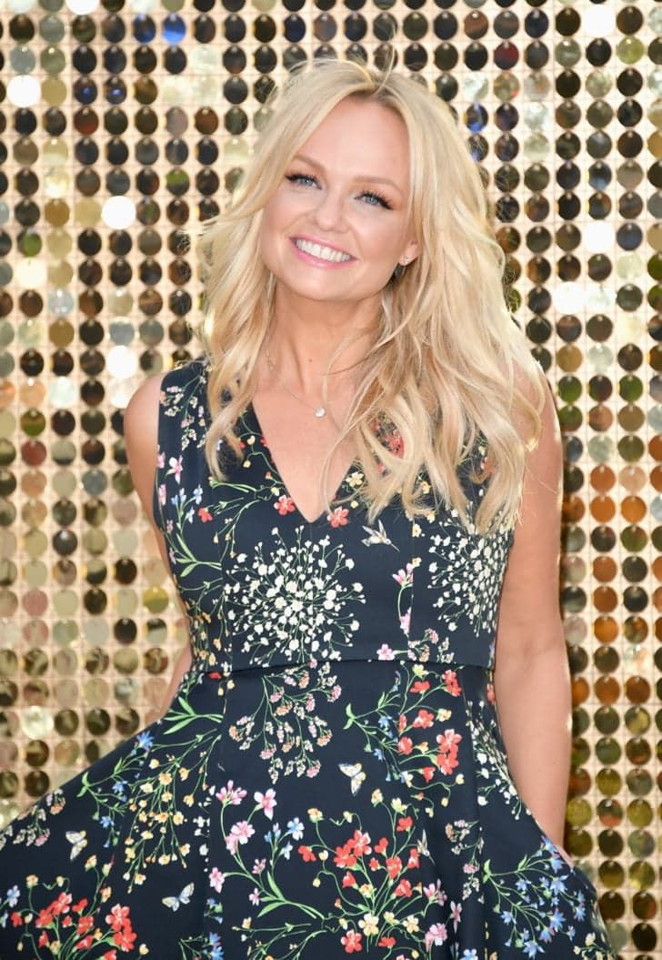 Pin for Later: These Pictures of Emma Bunton Prove That Baby Spice Hasn't Aged a Day