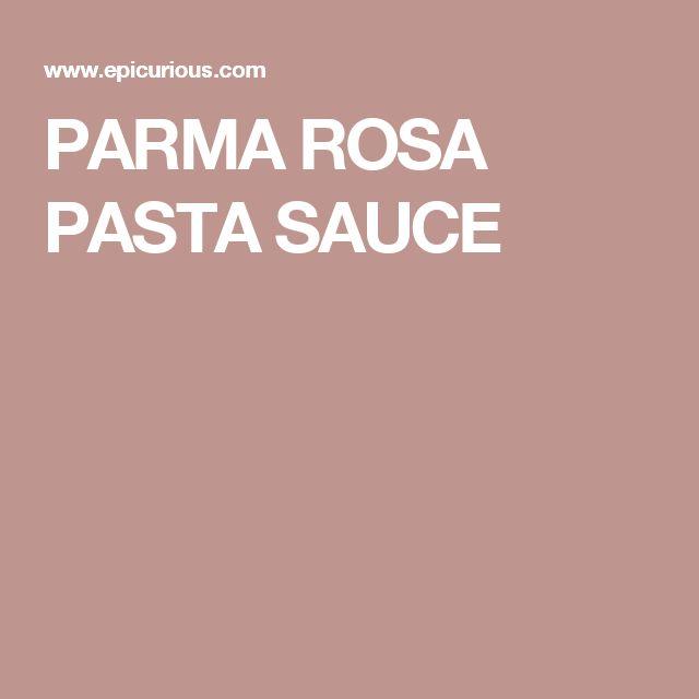 PARMA ROSA PASTA SAUCE