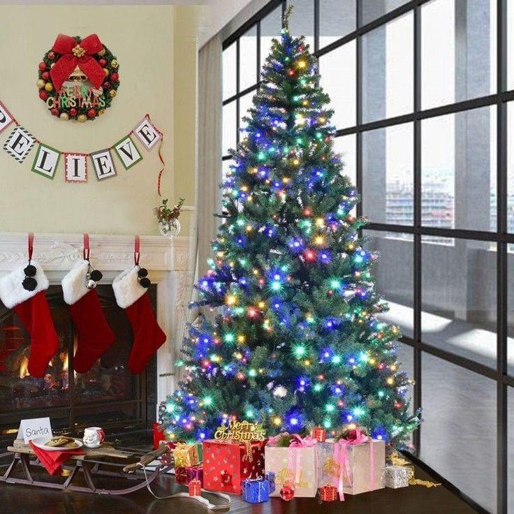 Pre Lit Live Tabletop Christmas Trees
