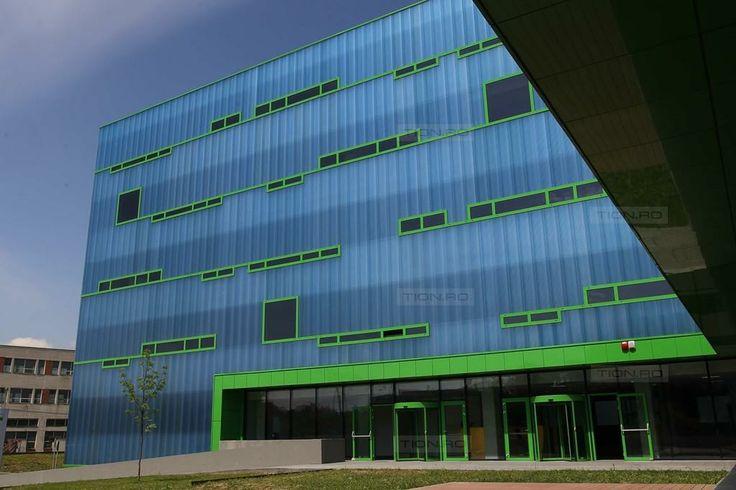 A fost inaugurat Centrul IT&C Incuboxx. Perete de escalada si sala de fitness pentru antreprenori
