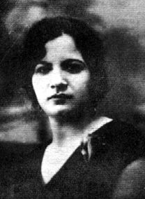 The visual inspiration for Marianthi Doukas, the Smyrniot's wife.  Marika Frantzeskopoulou was one of the first generation of women singers of the Smyrnaiko style rebetiko.