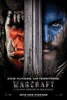 Warcraft – O Primeiro Encontro de Dois Mundos (HDTS) - Legendado  A região de Azeroth sempre viveu em paz, até a chegada dos guerreiros Orc. Com a abertura de um portal, eles puderam chegar à nova Terra com a intenção de destruir o povo inimigo. Cada lado da batalha possui um grande herói, e os dois travam uma disputa pessoal, colocando em risco seu povo, sua família e todas as pessoas que amam.  http://filmesdeouro.blogspot.com.br/2016/06/warcraft-o-primeiro-encontro-de-dois.html