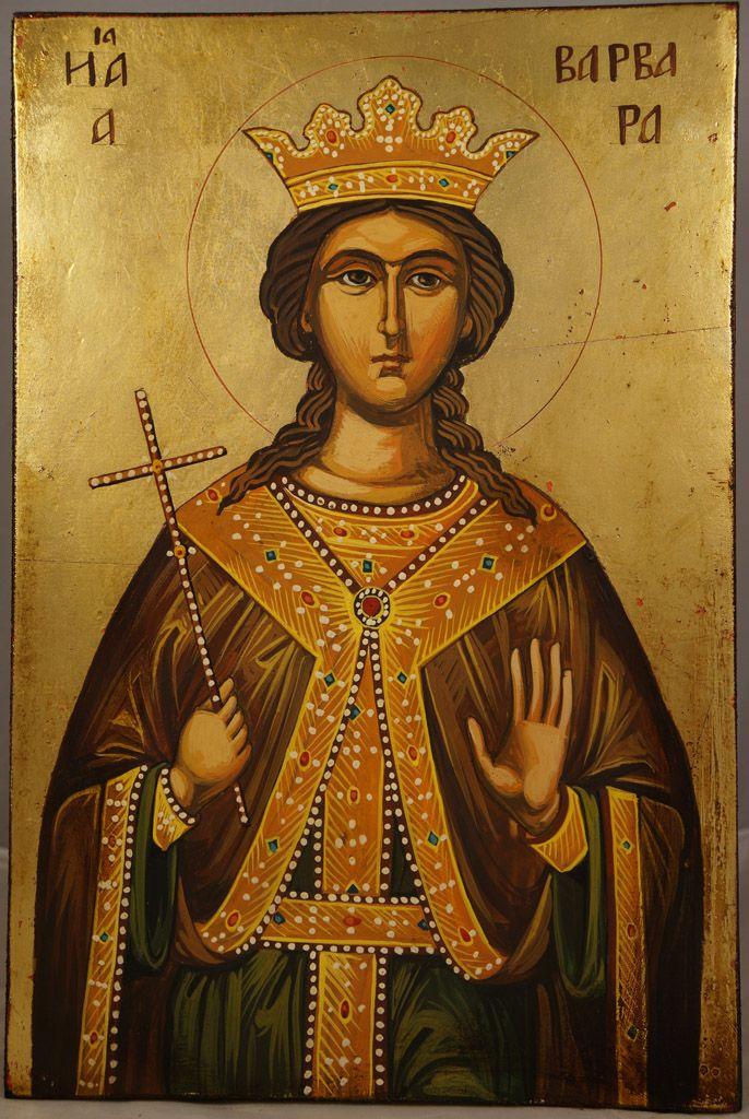 Saint Barbara