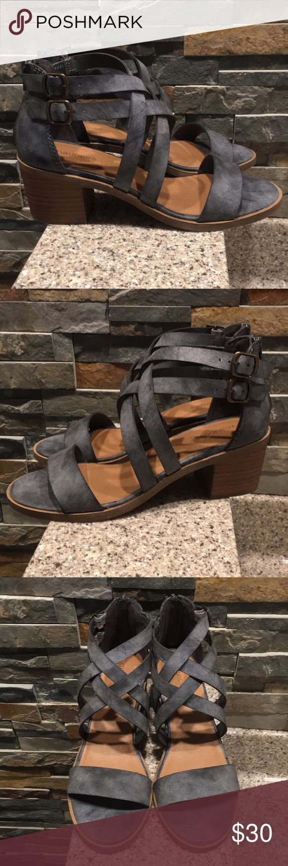 """‼️CCO‼️ 🆕 Maurices Heels Heel height is 2"""", bought but never wore so time to sell. Maurices Shoes Heels"""