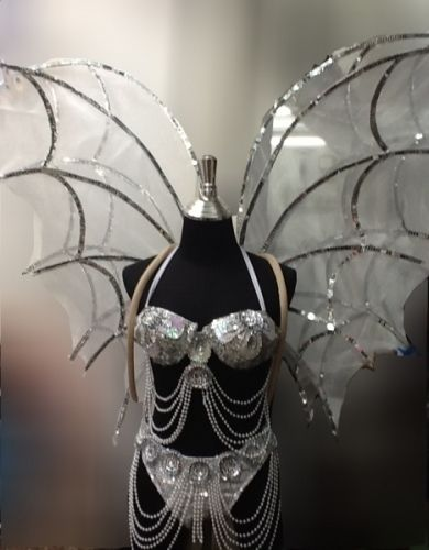 victorias secret costume wings - Google Search
