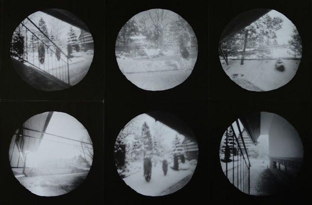 Negatyw Pozytyw: Otworki jadą na OFFO; cykl fotografii otworkowych, 2015. Magdalena Wanat.