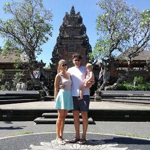 Bali mit Kleinkind - Alles ist möglich