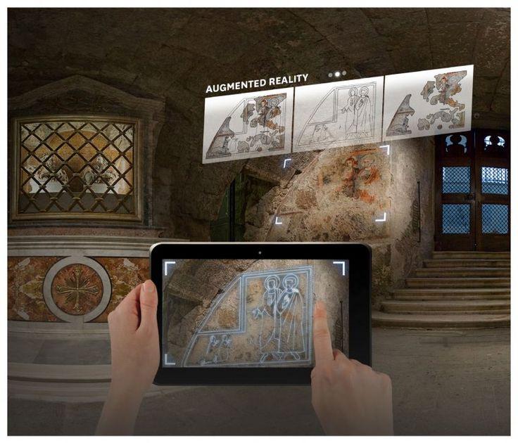 Dai musei comunali agli spazi espositivi privati, la realtà virtuale e realtà aumentata sono sempre più protagoniste di un cambio