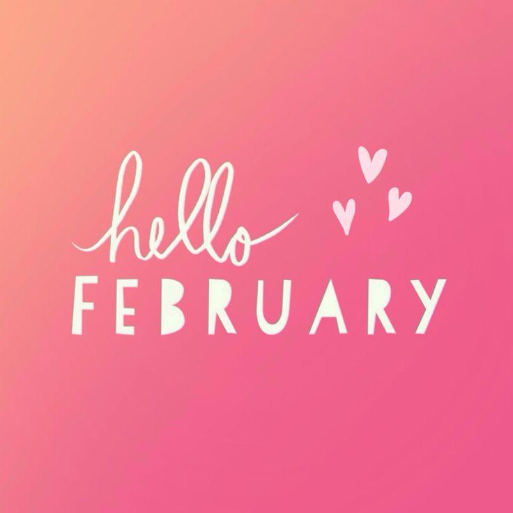 Hello #February!