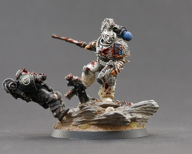 Kharn the betrayer | Horus Heresy | Pinterest