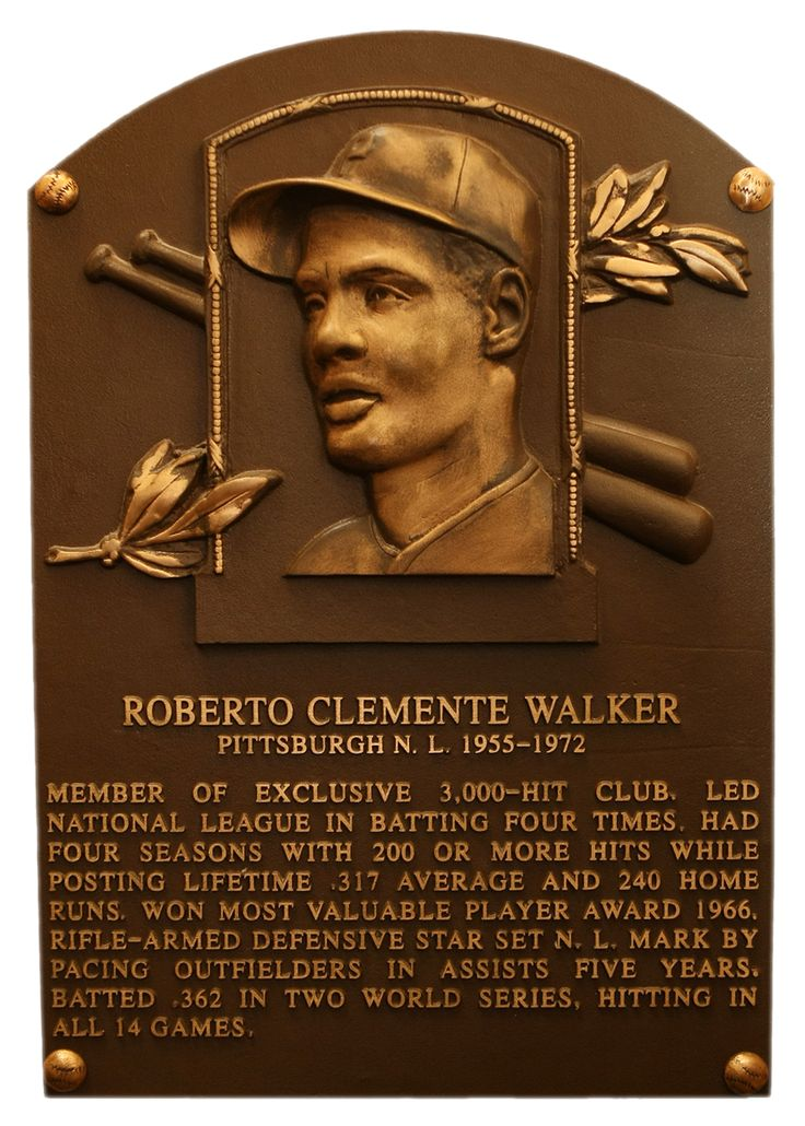 the life and baseball career of roberto clemente Roberto clemente is a biography about a professional baseball player it talks  about his struggles and adventures to pursue his dreams the author did a great .