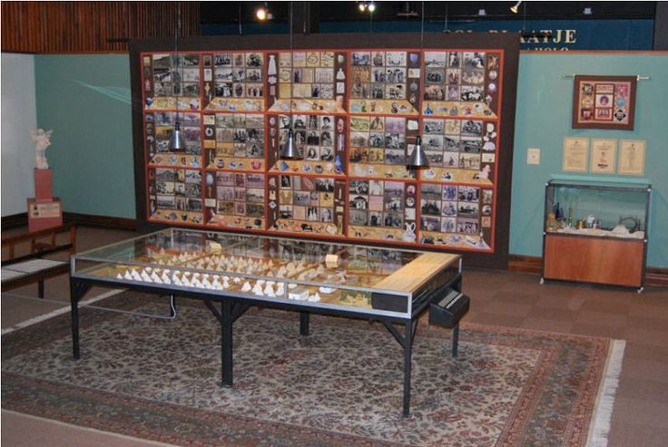 Museum   Anglo-Boer War Museum Emily Hobhouse Hall