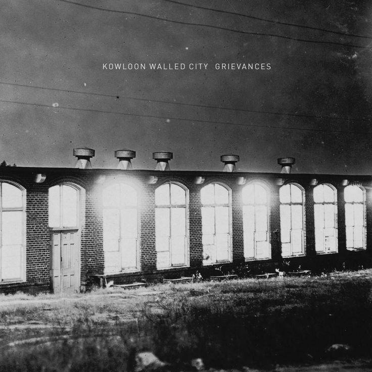 Kowloon Walled City have released their full