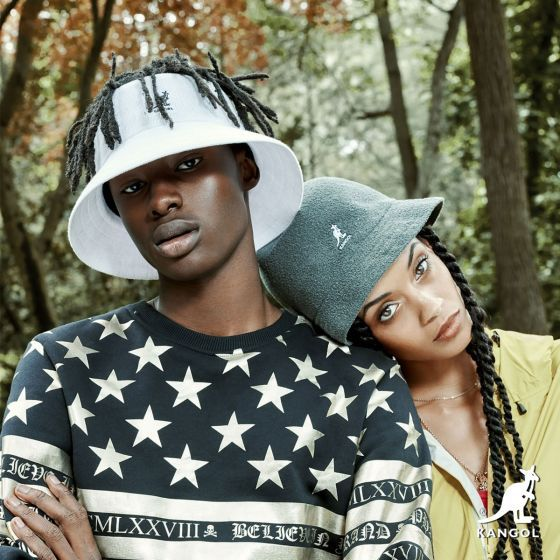 c710dada8 Bamboo Cut Off Bucket Hat in 2019 | Bucket Hats | Hats, Bucket hat ...