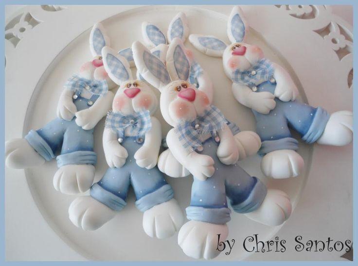 Easter bunnies 🐰