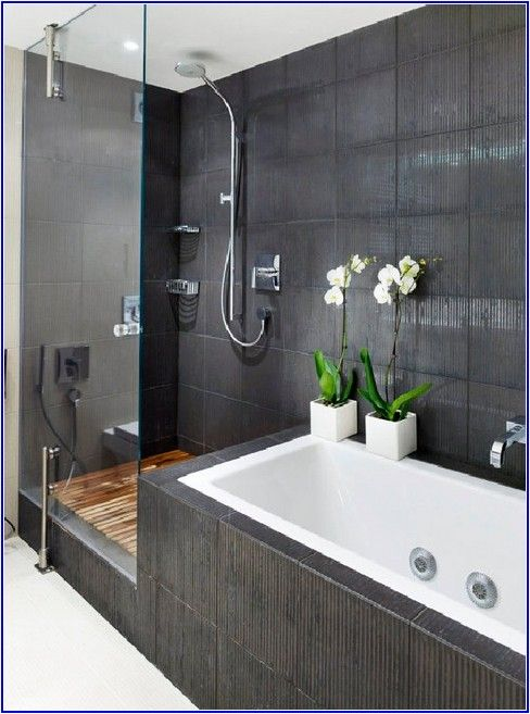 nice Tiled Bathrooms Ideas