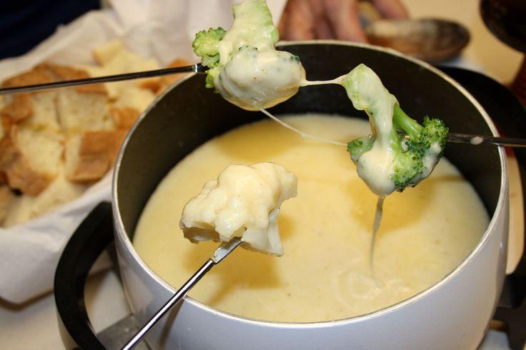 Receitas de fondue light