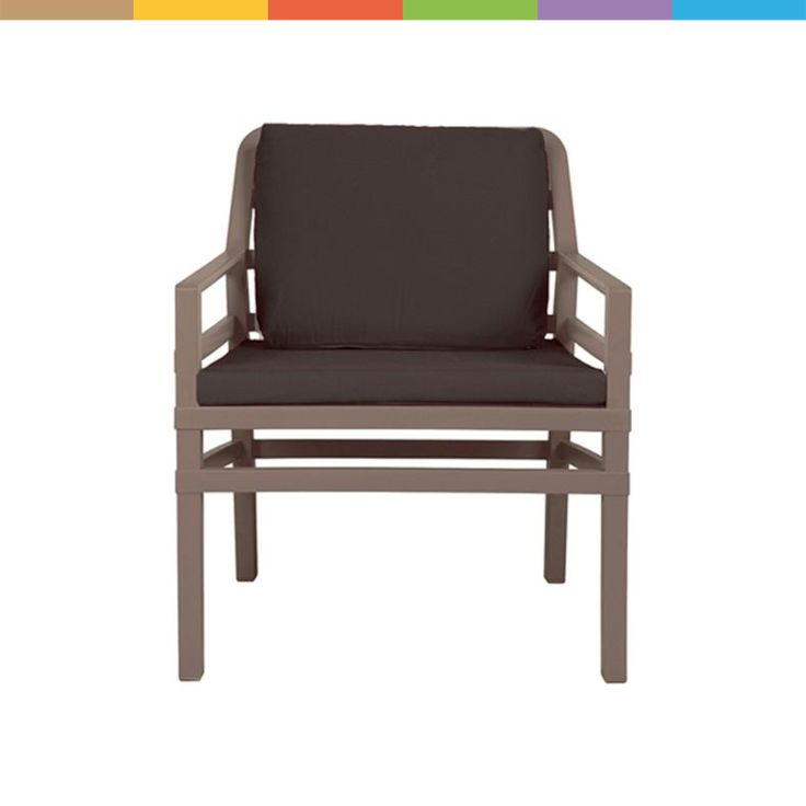 Nardi Net Relax Stapelsessel Kunststoff Koralle Sessel Gartenstuhle Platzsparende Lagerung