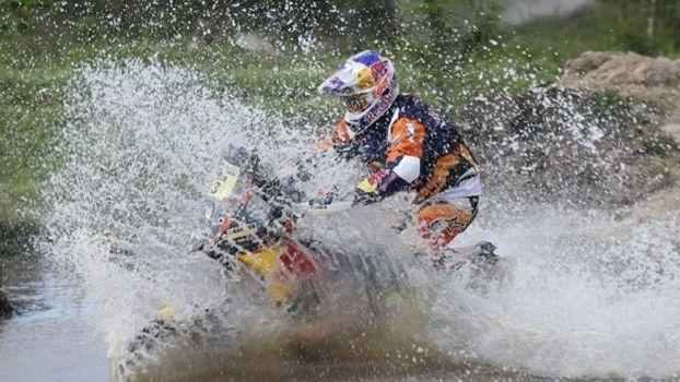 Rally Dakar 2016 – 2ª etapa – Motos: Toby Price vence e assume a ponta