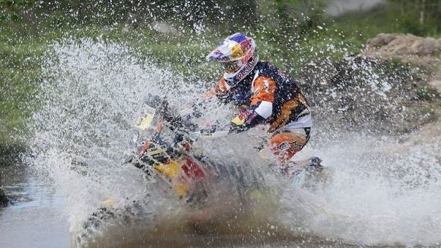 Rally Dakar 2016 – 2ª etapa – Motos: Toby Price vence e assume a ponta
