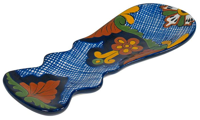 Talavera Traditional Spoon Rest